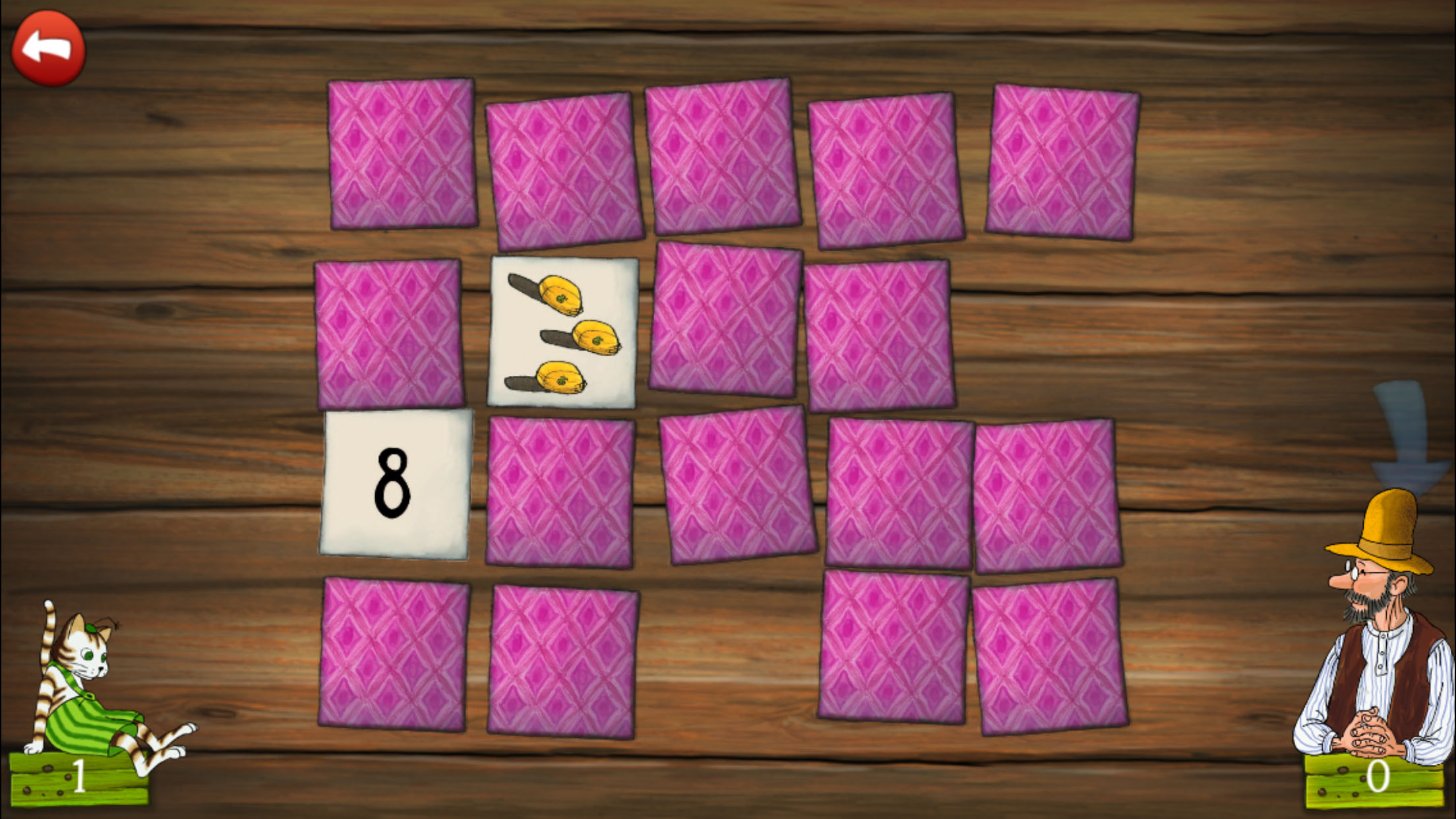 Img0300g logic memory and the exciting memory memory play by yourself with a friend or against pettson with three different difficulty levels the game suits solutioingenieria Choice Image